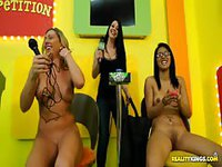 Amateur Girls Picked Up by a Slut